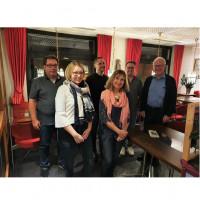 Der neue Vorstand des SPD-Ortsvereins