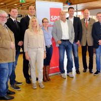 SPD-UB Dillingen, Vorstandssitzung im April 2017
